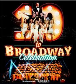 """La Guida - """"Broadway Celebration"""" al Palazzetto dello sport"""
