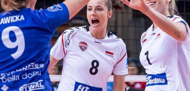 La Guida - Anna Kaczmar nuova palleggiatrice della Cuneo Granda Volley