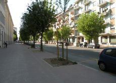 La Guida - Disagi per la circolazione ciclo-pedonale in corso Brunet