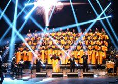 "La Guida - Il ""Sunshine Gospel Choir"" a Busca"