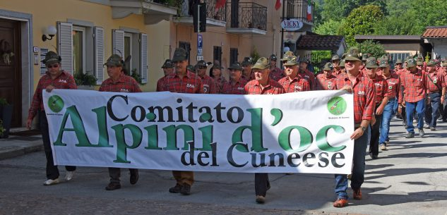 La Guida - A Cuneo il raduno degli Alpini d'Oc