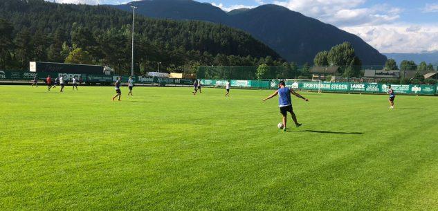 La Guida - Prima amichevole per il Cuneo, in campo contro il Genoa