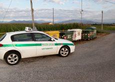 La Guida - Multa da 200 euro per aver abbandonato rifiuti