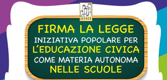 La Guida - Una firma per l'ora di educazione alla cittadinanza nelle scuole