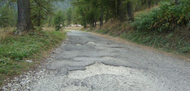 La Guida - Lavori in corso sulla strada del Colle di Sampeyre per 61.000 euro