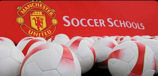 La Guida - A San Benigno la scuola calcio col Manchester United