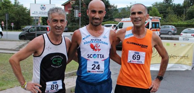 La Guida - Luca Massimino vince la terza Villanova Run