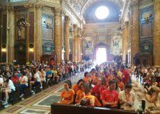 La Guida - Torino, 220 giovanissimi cuneesi all'incontro regionale