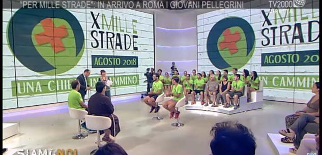 La Guida - Ragazzi cuneesi ospiti in diretta a TV2000