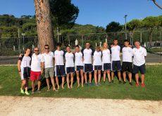 La Guida - Atlete del CsrGranda sul podio del Foro Italico