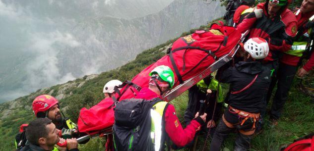 La Guida - Escursionista salvato in Valle Gesso