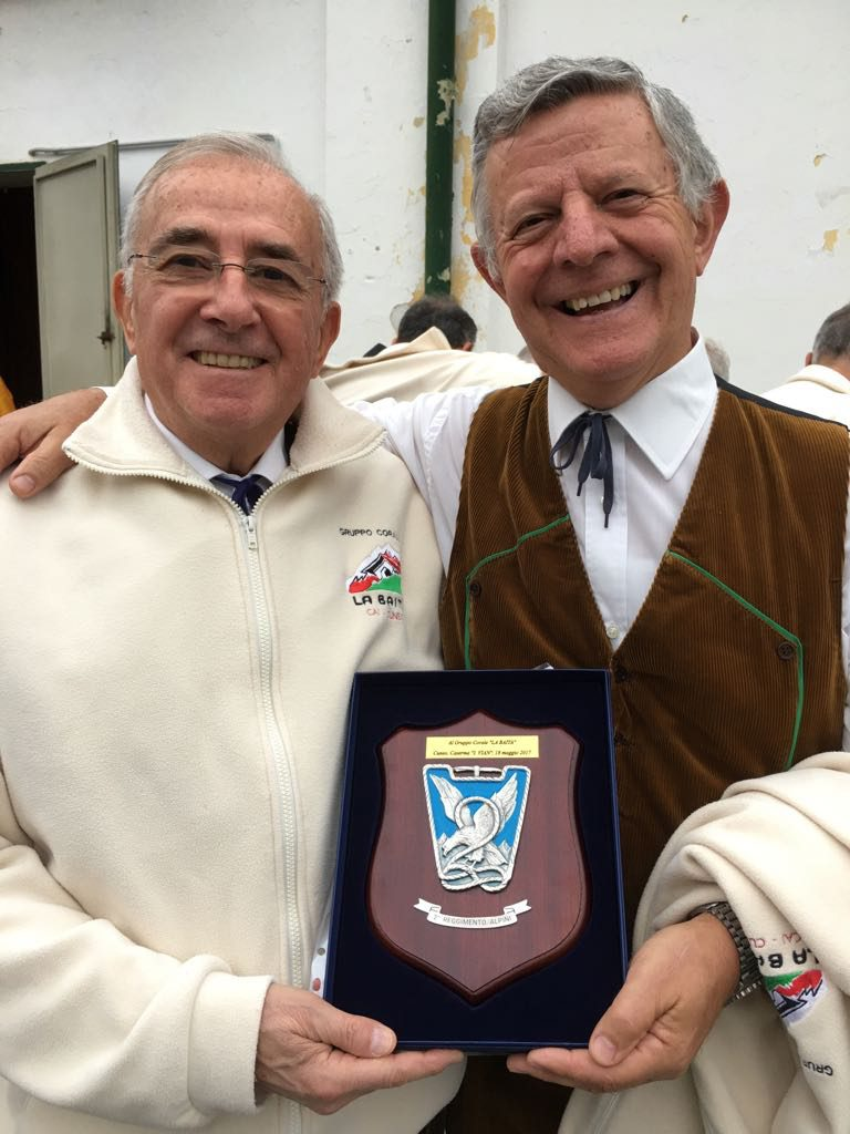 Enrico Dutto e Sandro Biadene