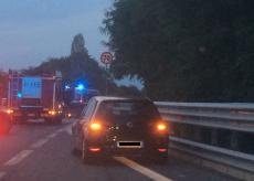 La Guida - Scontro tra due auto a Confreria, due feriti