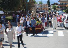 La Guida - Cerialdo, giorni di festa patronale in onore di San Pio X