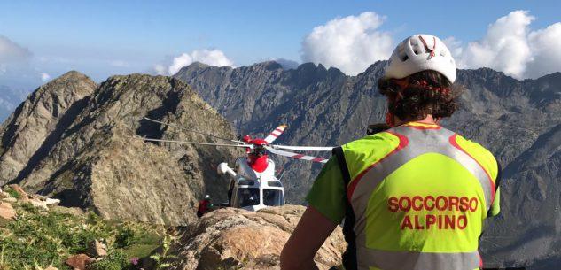 La Guida - Incidenti in montagna, una donna deceduta sopra il Valasco
