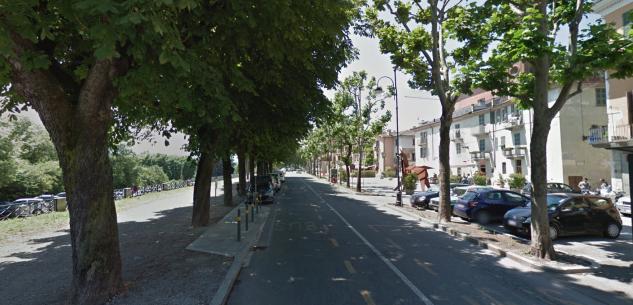 La Guida - Lavori a Cuneo, chiuso corso Giovanni XXIII