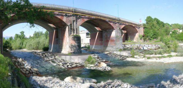 La Guida - Ponte sul Gesso, chiude una corsia per lavori nella notte tra venerdì 14 e sabato 15