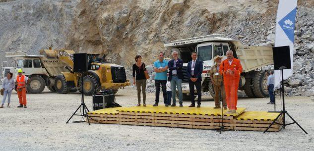 La Guida - Bernezzo, in tanti all'Unicalce per visitare cava e impianti