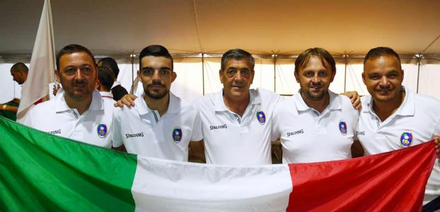 La Guida - Petanque, l'Italia si ferma a un punto dalle semifinali mondiali