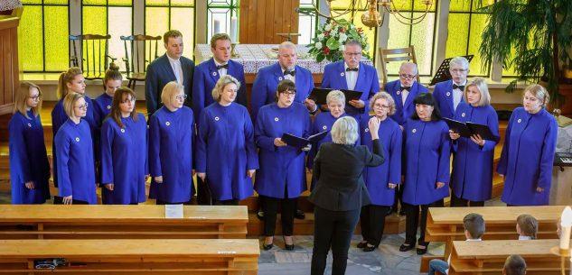 La Guida - Doppio concerto del coro di Bielsko Biala