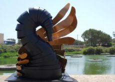 """La Guida - Piazza Boves accoglie """"L'abbraccio del cigno"""""""