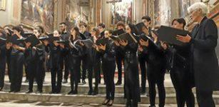 La Guida - L'ensemble vocale del Ghedini per San Michele