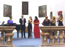 La Guida - Studenti fossanesi di canto lirico in concerto a Cuneo