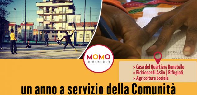 La Guida - Fare il servizio civile presso la cooperativa Momo