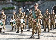 La Guida - La Fanfara della Brigata Alpina Taurinense a Mondovì