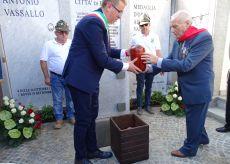 La Guida - Antonio Vassallo ora riposa nel cimitero di Boves