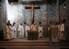 La Guida - Tanta gente alla festa annuale del Monastero di Pra 'dMill
