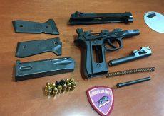 La Guida - Pregiudicato sorpreso con un'arma in centro Cuneo, denunciato