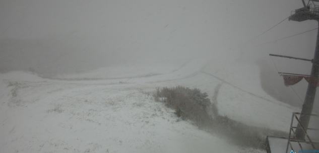La Guida - In alta montagna è arrivata la neve
