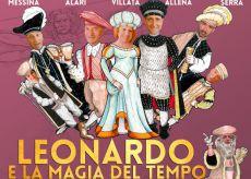 """La Guida - """"Leonardo e la magia del tempo"""" al Toselli"""