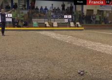 La Guida - Petanque, Diego Rizzi campione d'Europa (video Fib)