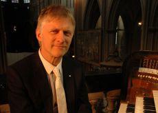 La Guida - Ignace Michiels all'organo al Sacro Cuore