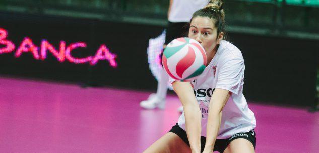 La Guida - Cuneo Granda Volley, rescissione del contratto con Selime Ilyasoglu