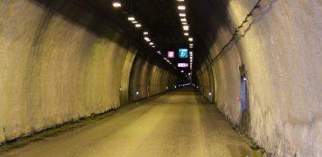 La Guida - Alle 19 riapre il tunnel di Tenda
