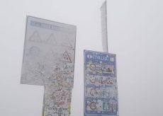 La Guida - Neve sul colle dell'Agnello e al Quintino Sella