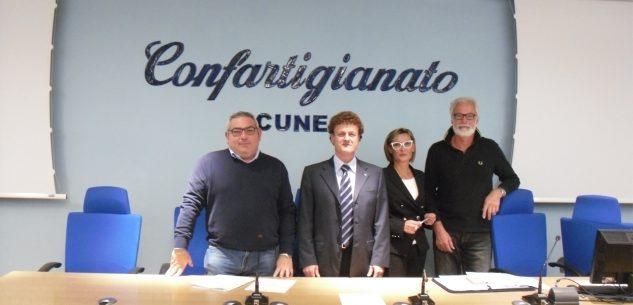 La Guida - Ancos Confartigianato, Claudio Piazza nuovo presidente
