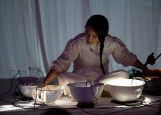 La Guida - Visto con voi: Tomoko Sauvage al Filatoio