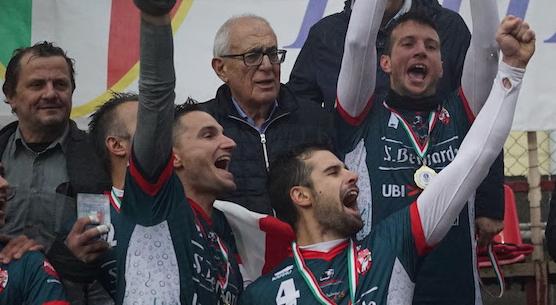 La Guida - Balon, Cuneo è campione d'Italia