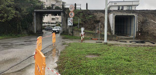 La Guida - Il nuovo sottopasso di Verzuolo è quasi ultimato