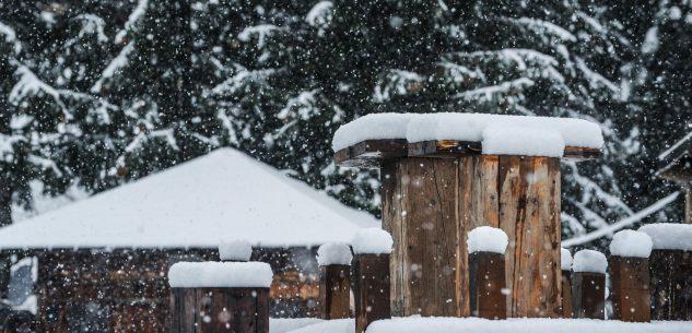 La Guida - Prima nevicata di stagione a Prato Nevoso