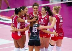 La Guida - Derby d'esordio per Cuneo nella Serie A1 di volley femminile