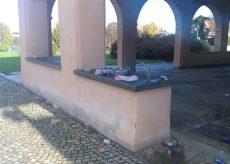 La Guida - Sporcizia e atti vandalici nella notte di Halloween a Boves