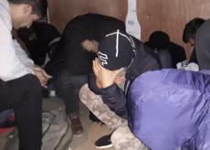 La Guida - Passeur con tredici persone a bordo, due arresti