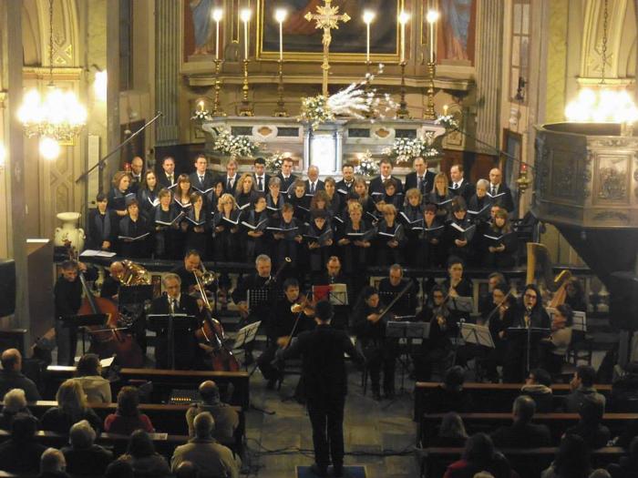 """Coro polifonico & orchestra """"Fidei Donum"""""""