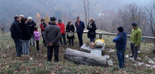La Guida - Oggi sulle pendici della Bisalta riposa Silvia Fezia