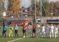 La Guida - Under 17 del Cuneo corsara ad Alessandria